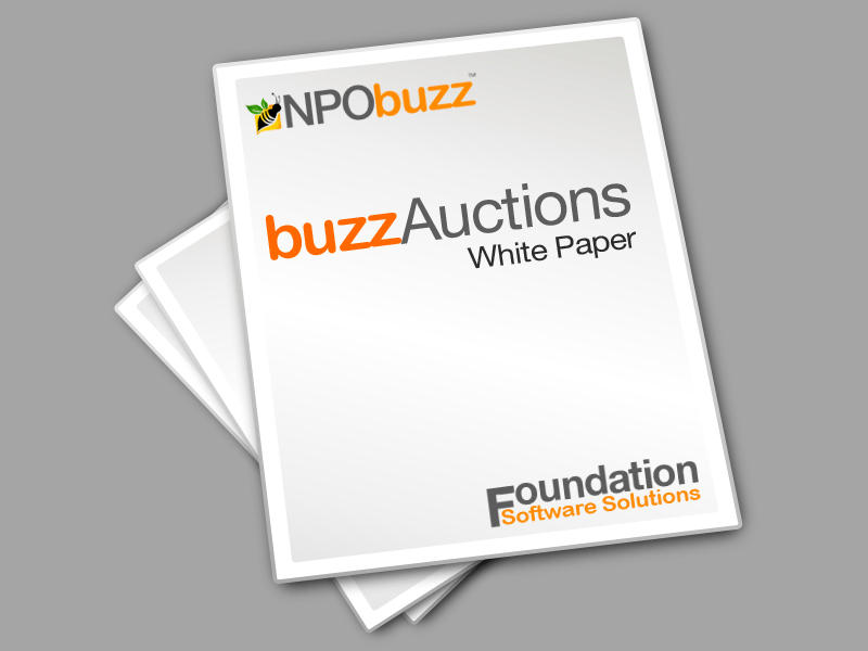 NPObuzz Auctions Overview